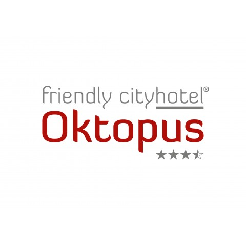Logo Friendly Cityhotel Oktopus