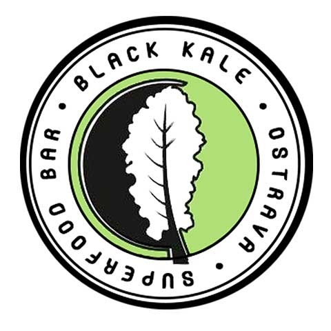 Logo BLACK KALE Superfood Bar