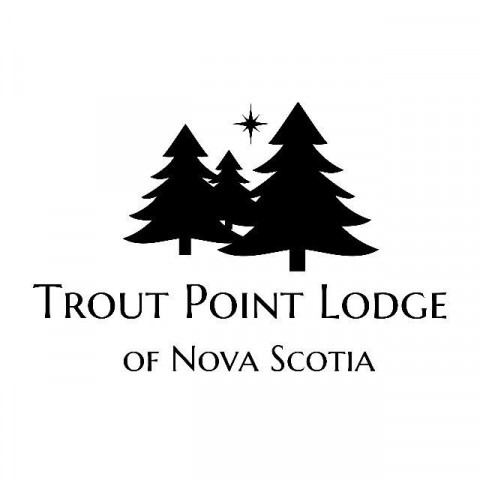 Logo Trout Point Lodge of Nova Scotia