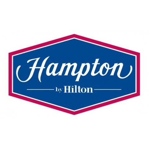 Logo Hampton by Hilton Frankfurt City Centre Messe