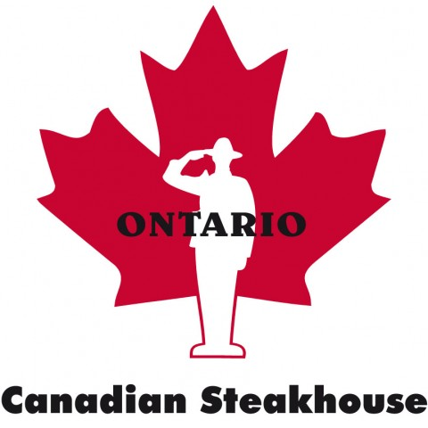 Logo Ontario - Canadian Steakhouse