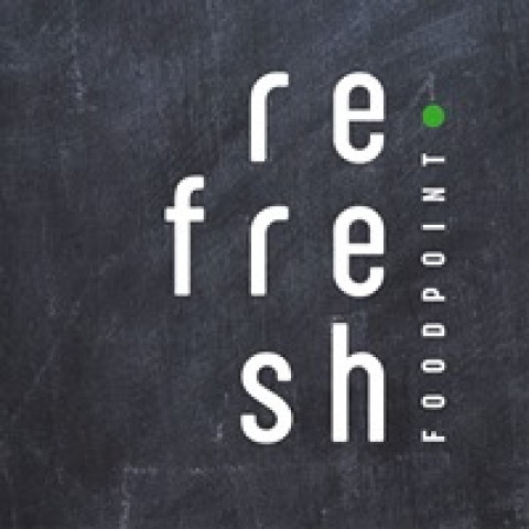 Logo re.fresh FOODPOINT